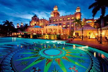 Resort The Palace Lost Sun City South Africa Booking Com