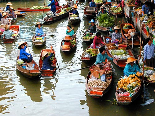 CNN GLOBAL TRAVEL AND TOURISM SURVEY REVEALS THAILAND OFFERS